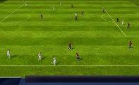 FIFA 14 Android - Real Madrid VS CA Osasuna