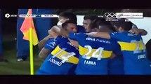 Cerro Porteño vs Boca Juniors 1-2 - Gol Carlos Tevez - Copa Libertadores 2016