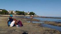 Испания, стиль НЮ на море ПОСТОЯННО, в Испании много полуголых на пляжах