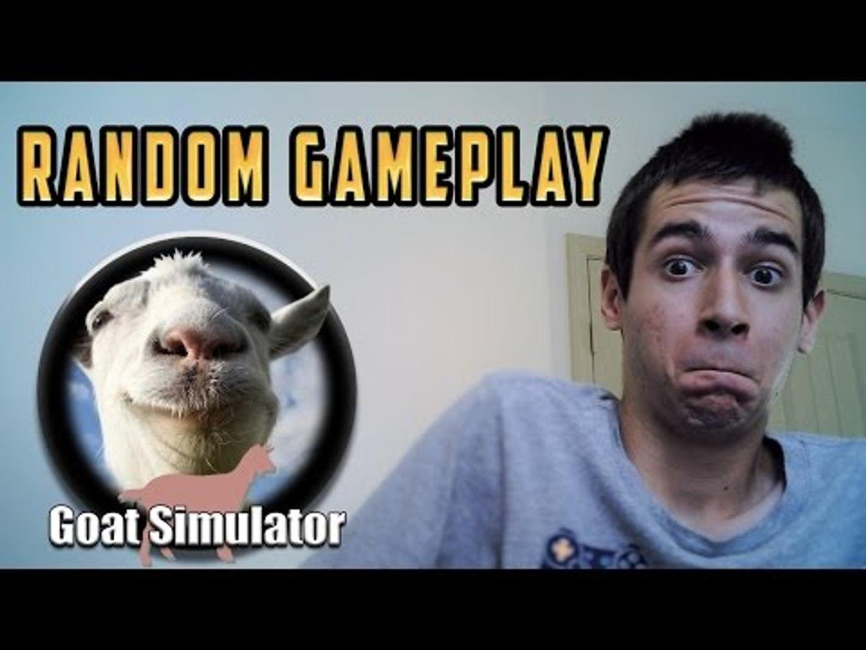 Goat Simulator Gameplay - El Juego que te permite ser una cabra