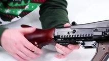 A&K MG42 Airsoft Machine Gun Review