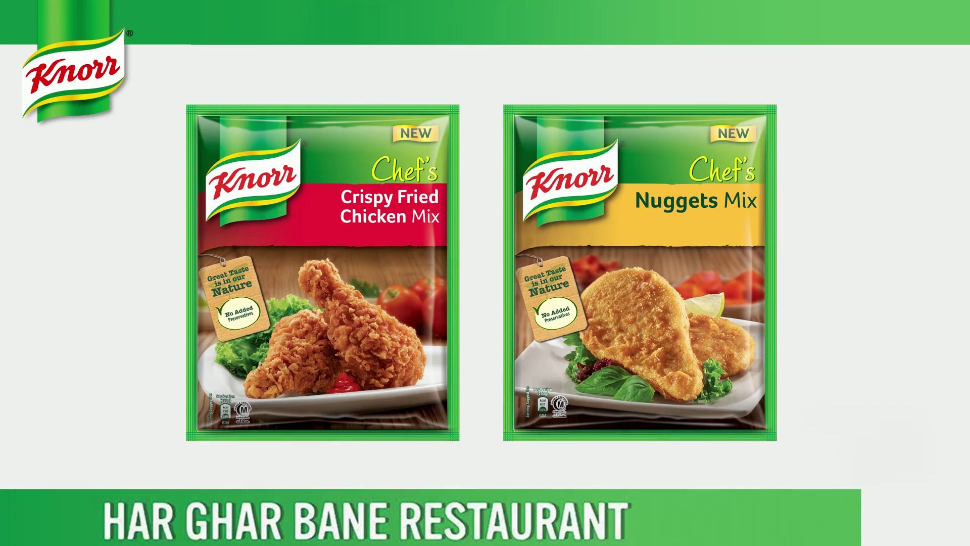 Easy To Make Knorr Crispy Fried Chicken Recipe Video Dailymotion