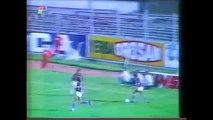 LIBERTADORES 1992: 10/3/92 - Defensor vs Cerro Porteño 2 a 3 Gol de Gianni Michelini