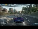 Test Drive Chevrolet Corvette ZR1:Need For Speed Most Wanted