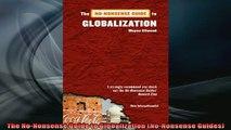 READ book  The NoNonsense Guide to Globalization NoNonsense Guides Online Free