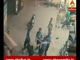 CCTV: Clash Between Youth and Petrol pump Employees in Ahmedabad