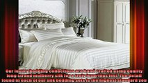 the most popular  Soft Silker Luxury Silk Sheets Sets 100 Mulberry Silk SeamlessQueen With Duvet Cover
