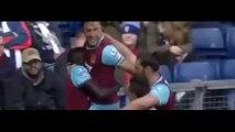 Mark Noble Goal ~ West Brom vs West Ham 0-2 30.04.2016