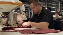 Завод по производству Оцифровка Rolls-Royce Motor Cars Leather Shop