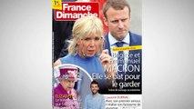 Emmanuel Macron et sa femme Brigitte dans la tourmente ?