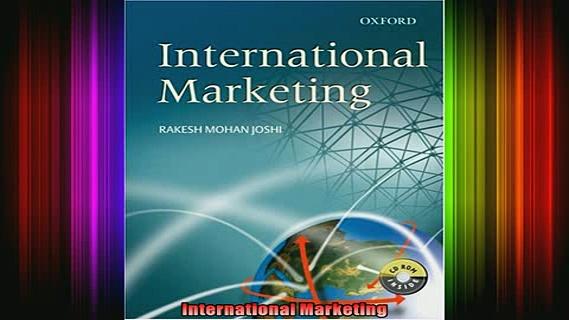 READ book  International Marketing Full EBook