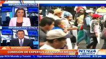 """Abogado de los 43 normalistas de Ayotzinapa menciona que pese a la partida del GIEI, la investigación """"se tiene que continuar"""""""