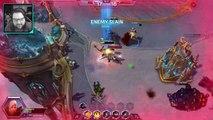 MFPALLYTIME HERO LEAGUE TIME | Heroes of the Storm Hero League Gameplay | HOTS