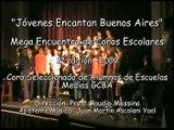 Colegio 19 Luis Pasteur: Alumnos del Coro en la Selección Coral Buenos Aires 2009 (1)
