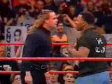 WWE - Mike Tyson vs. Shawn Michels [HBK - DX - WWE - WCW - W