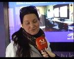 """Autobús 25 años Fondos Europeos en Andalucía. Informativos 23-01-2012. """"Una Guadix TV""""."""
