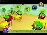 اغنية التفاحة  طيور الجنة بيبي -Toyor baby tv