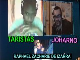 Joharno, Taristas, IZARRA unis contre YOUTUBE ! Raphaël Zacharie de IZARRA BQ