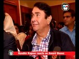 SHOCKING VIDEO: Randhir Kapoor considers Awards as money making racket, Comments on Rishi