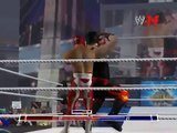 Rey Mysterio & Sin Cara Vs The Undertaker & Kane WWE Tag Team Match
