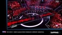 The Voice 5 – Grégory Lemarchal : Nikos Aliagas lui rend hommage et lui dédie l'émission (Vidéo)