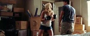 Amber Heard hot Kiss romantic scene