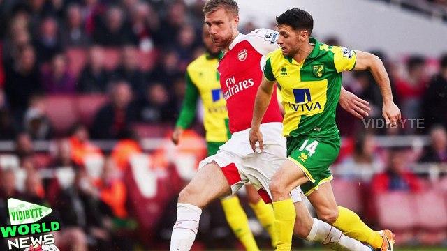 Arsenal vs Norwich 1-0 __ Goal & Highlights __ Premier League