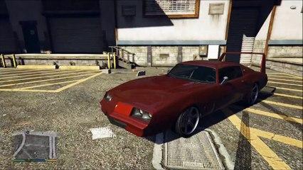 GTA 5 Doms Daytona Drifting and Car Build (Fast and Furious 6)