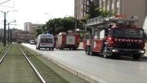 Gaziantep Emniyet Müdürlüğü Yakınlarında Patlama -5