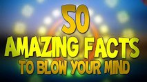 Interesting Facts Fun Facts AMAZING Facts to Blow Your Mind! 2016