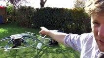 Un ingénieur invente une moto volante, surnommée hoverbike