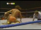 WWF 89 - Macho Man' Randy Savage vs The Ultimate Warrior