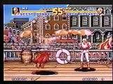 Garō Densetsu Special (Fatal Fury Special) Japanese commercial 1993