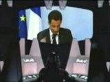 Sarkozy ivre au G8 - Parodie StarWars