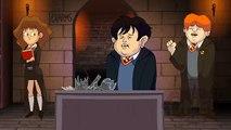 Wingardium Leviosa 2 (Harry Potter Parody) - Oney Cartoons -dailymotiom