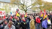 Défilé du 1er mai à Nancy : plus de mille dans la rue (2)