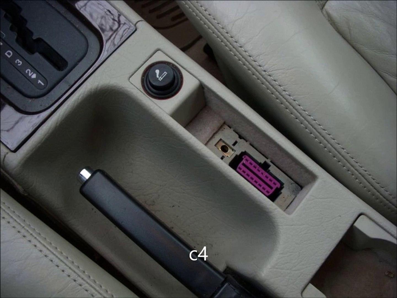 Audi A400 400   400 diagnostics vag obd400 port location c40 , c40 ...