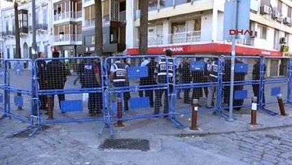 İzmir'de 1 Mayıs Kutlamaları Öncesi