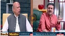 Ch. Sarwar Telling About His Fight With Shah Mehmood Qureshi