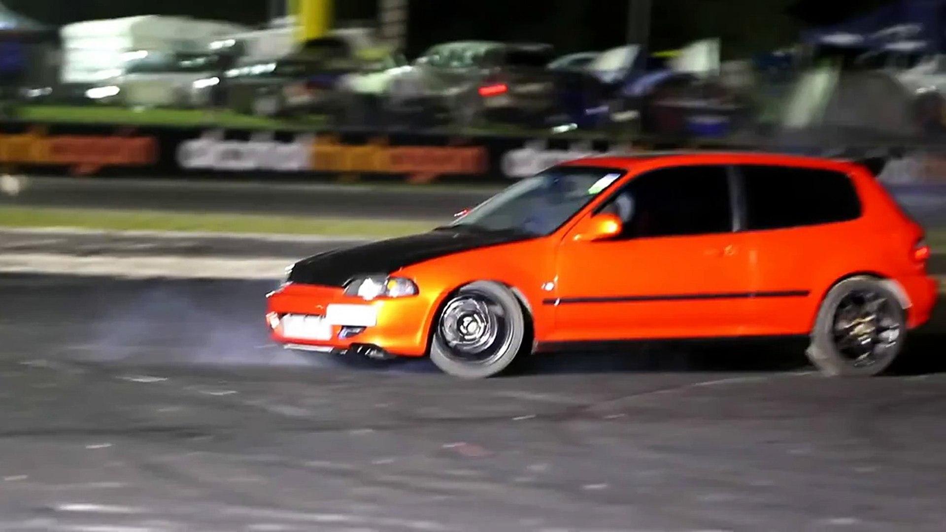 Powercruise Perth #38 Insane Front Wheel Drive Skid