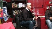 """15/01/2010 parte 4 Presentazione Romanzo """"Da parte di Padre"""" Libreria Rinascita a Roma"""