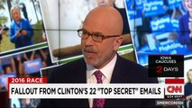 Mukasey on Hillary Clinton classified emails