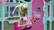 Barbie ve Ken Yemeğe Çıkmaya Karar Veriyor - Barbie - Barbie Türkçe İzle - Barbie Oyunları