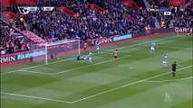 Samir Nasri Gets RED CARD - Southmapton 2-0 Manchester City 01-05-2016