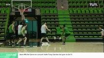 L''Asvel en finale de coupe de France de Basket face au Mans