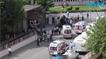 2 Police Officers Killed and 23 People Wounded in a Suicide Car Bomb Attack in Turkey