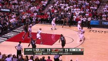 Portland Trail Blazers Vs Los Angeles Clippers Playoffs Game Recap April 29, 2016