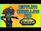 Evylyn Rerolls hunter in legion, we had a good run guys! 7.0.1 Hunter pvp wow legion warrior pvp
