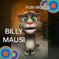 Billi Mausi Billi Mausi - Urdu Poem Tom cat singing