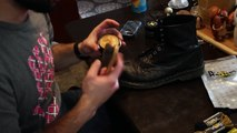 How to Polish Boots With the Doc Martens Shoe Care Kit